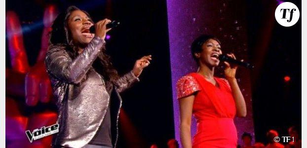 The Voice 2015 : Azania Noah et Leah, un duel de divas