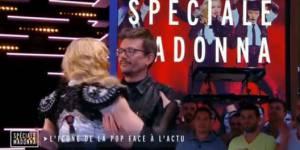 Grand Journal : Madonna en larmes devant Luz de Charlie Hebdo (Vidéo Replay)
