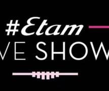 Etam Live Show 2015 : suivre le défilé en direct et streaming (3 mars)