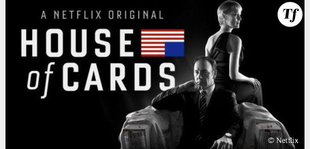 House of Cards : la saison 3 cartonne en téléchargement illégal