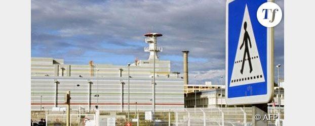 Explosion sur un site nucléaire : risque de fuite radioactive
