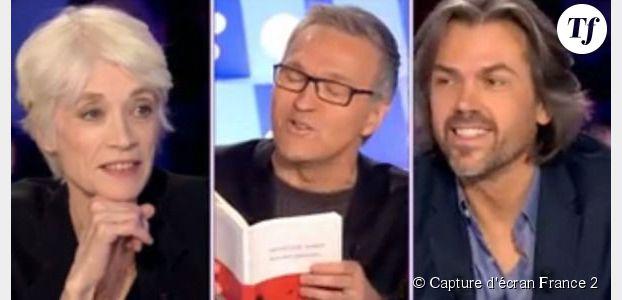 ONPC : Françoise Hardy s'en prend à Aymeric Caron (vidéo)