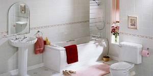 Plongez-vous dans votre salle de bains