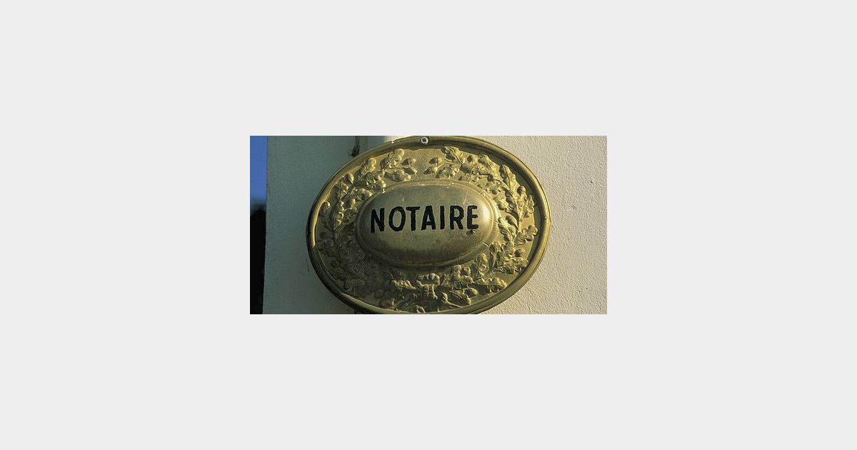 Calculez vos frais de notaire for Achat de maison frais de notaire