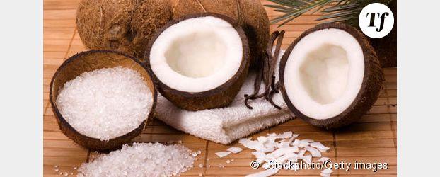 Succombez à la mousse de noix de coco
