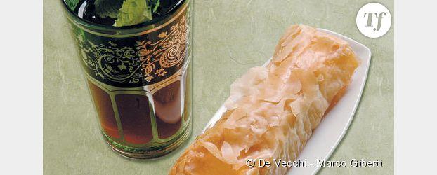 Baklava aux fruits secs et au miel