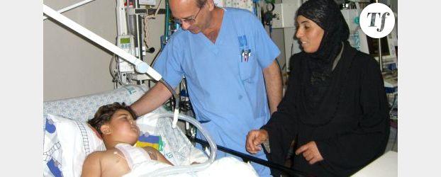 Un Coeur pour  la Paix, entre les peuples Israéliens et palestiniens