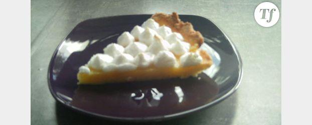 Recette concours : tarte au citron meringuée