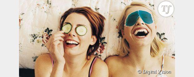 Du rire pour moins souffrir