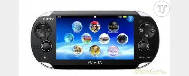 PS Vita de Sony, la date de sortie