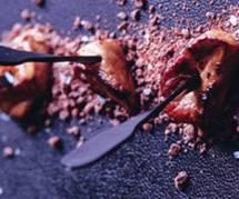 Recette des chefs : les bonbons de foie gras aux speculos gelée à la Gueuze de Christophe Hardiquest