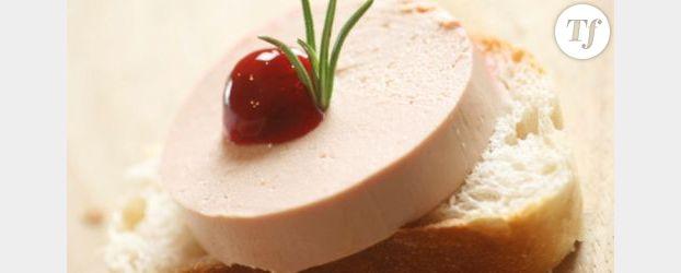 foie gras frais aux pommes terrafemina. Black Bedroom Furniture Sets. Home Design Ideas