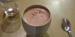 Concours chocolat : Chocolat chaud aux épices