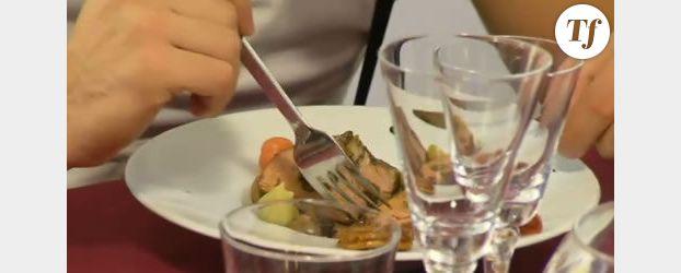 Un dîner presque parfait special ecoles de cuisine : le filet mignon farci aux cèpes de Marie