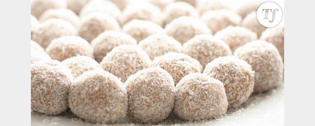 Beignets à la noix de coco