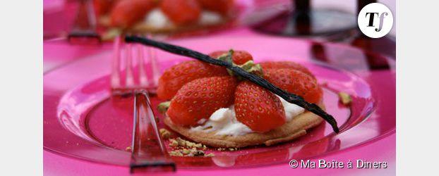 Recette des tartelettes aux fraises et mascarpone