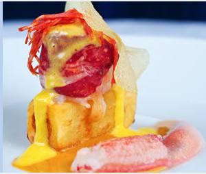 Le homard frite beurre de tomates d'Olivier Belin comme dans Masterchef sur TF1