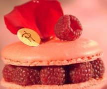 Recette des chefs Masterchef : le macaron Ispahan de Pierre Hermé [vidéo]