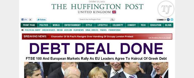 Huffington Post : les secrets du premier site d'info américain