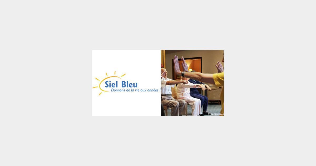 Favori Association Siel Bleu : l'activité physique comme remède à la  MO35