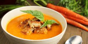 Soupes, potages et bouillons : nos alliés pour la ligne