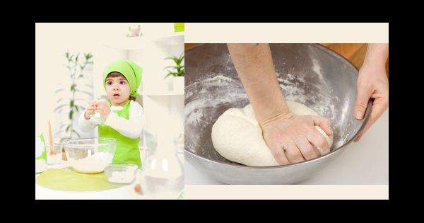 La recette de la p te sel vid o - Pate a sel recette ...