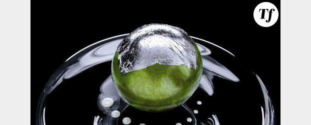 Recette des chefs Masterchef : les pommes soufflées au sucre de Christelle Brua