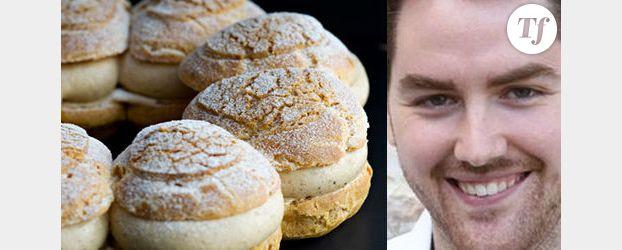 M6 - Le Meilleur pâtissier : la recette du Paris-Brest au lait d'amande de Thomas