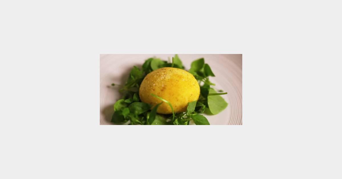 M6 - Top Chef 2013 : recette de l'oeuf mollet frit..