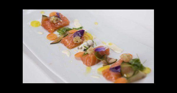 top chef 2013 recette du saumon en gravelax de yoni. Black Bedroom Furniture Sets. Home Design Ideas