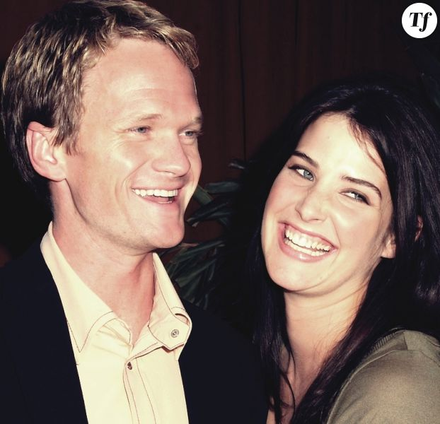 "Barney et Robin dans ""How I met your mother"""