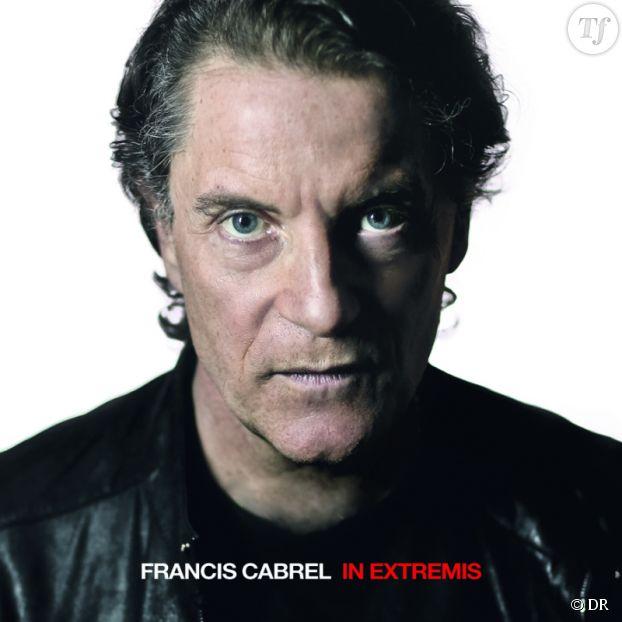 """La pochette de l'album """"In Extremis"""" de Francis Cabrel"""