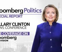 Hillary Clinton perd son corps dans un accident Photoshop