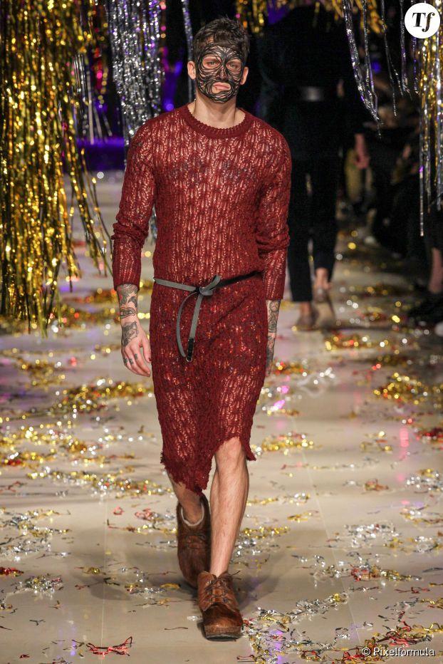 Défilé Vivienne Westwood automne-hiver 2015-2016
