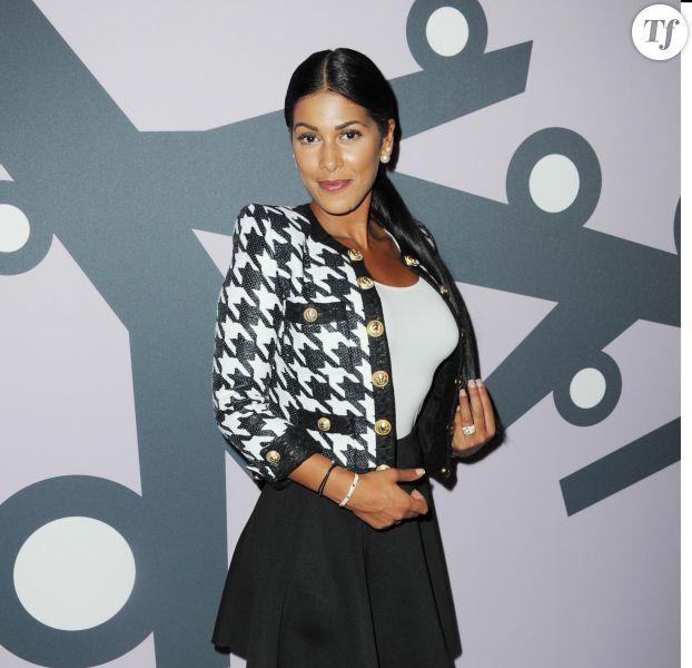 La chroniqueuse Ayem Nour