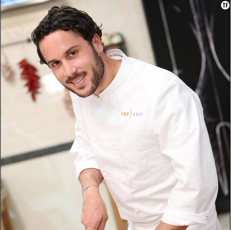 "Florian, la ""machine"" de Top Chef 2015"
