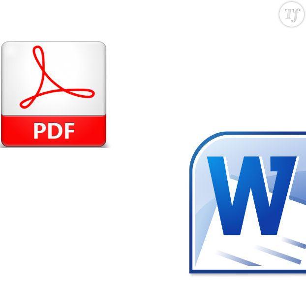 Comment convertir un fichier pdf au format word - Convertir fichier pdf en open office ...