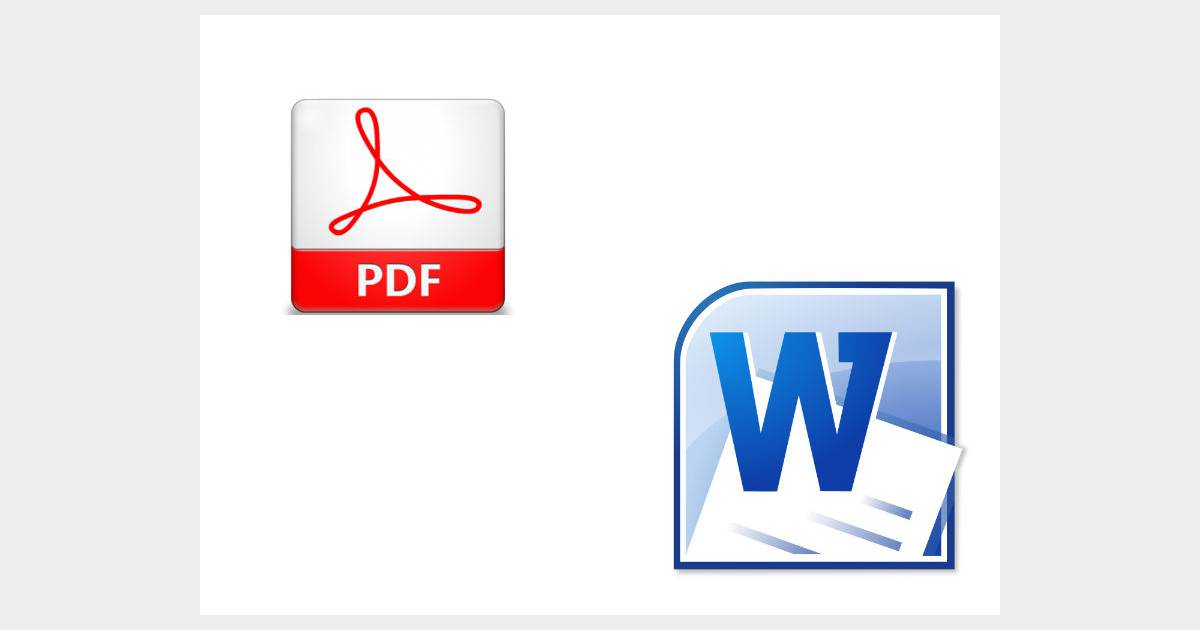 Conversion de fichiers Word, Excel et PPT en PDF | Adobe ...