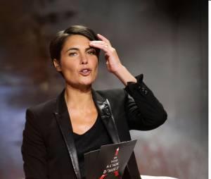"""Alessandra Sublet présente """"Un Soir à la Tour Eiffel"""""""