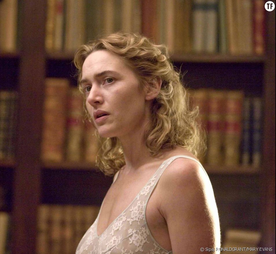 "Kate WInslet est Hanna Schmitz dans ""The Reader"""