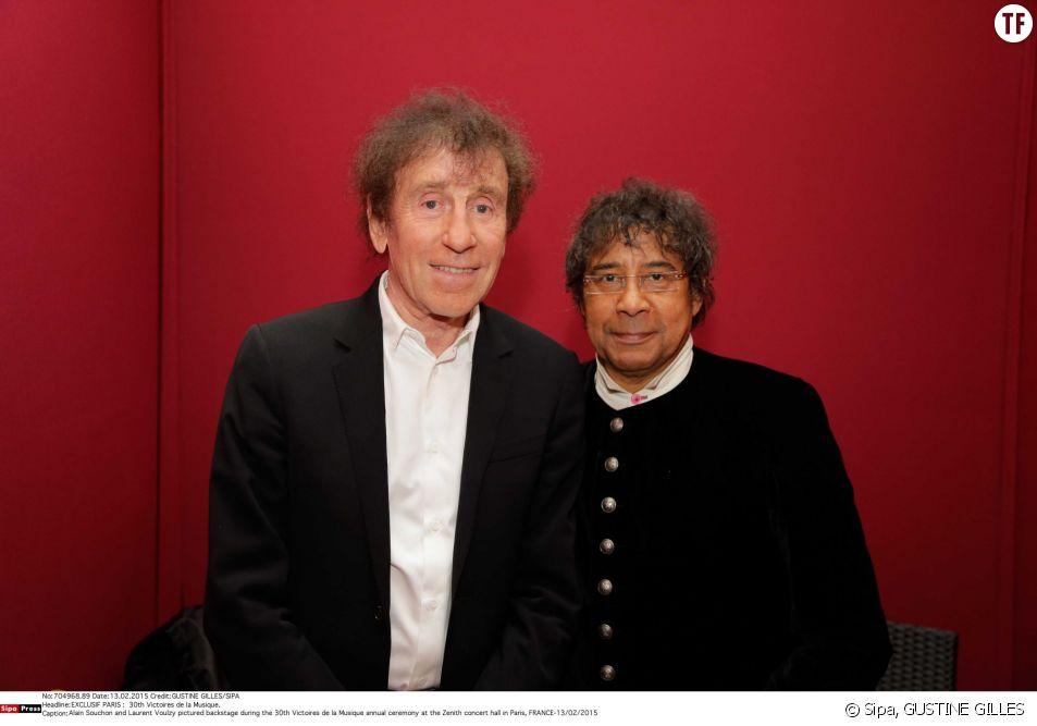 Laurent Voulzy et Alain Souchon partiront bientôt en tournée ensemble.