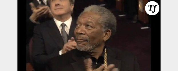 Morgan Freeman : « le racisme est toujours bien vivant aux États-Unis »