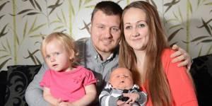 Une femme accouche d'un bébé de 5,1 kilos... sans péridurale