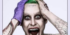 Suicide Squad : la photo de Jared Leto en Joker parodiée par les internautes