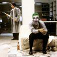 "Le Joker en compagnie de Patrick Bateman dans le film ""American Psycho"""