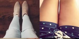 #nothighgap : elles n'ont pas de thigh gap et pas de problème avec ça
