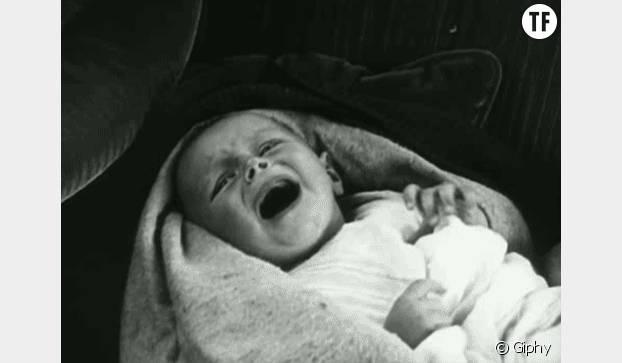 Pas toujours évident de consoler un bébé qui pleure, ni de le supporter