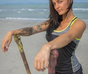Jessica se retrouve parmi les quatre bannis sur une nouvelle île