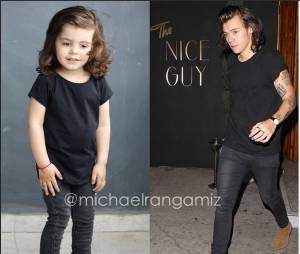 Michael Rangamiz, futur membre des One Direction ?