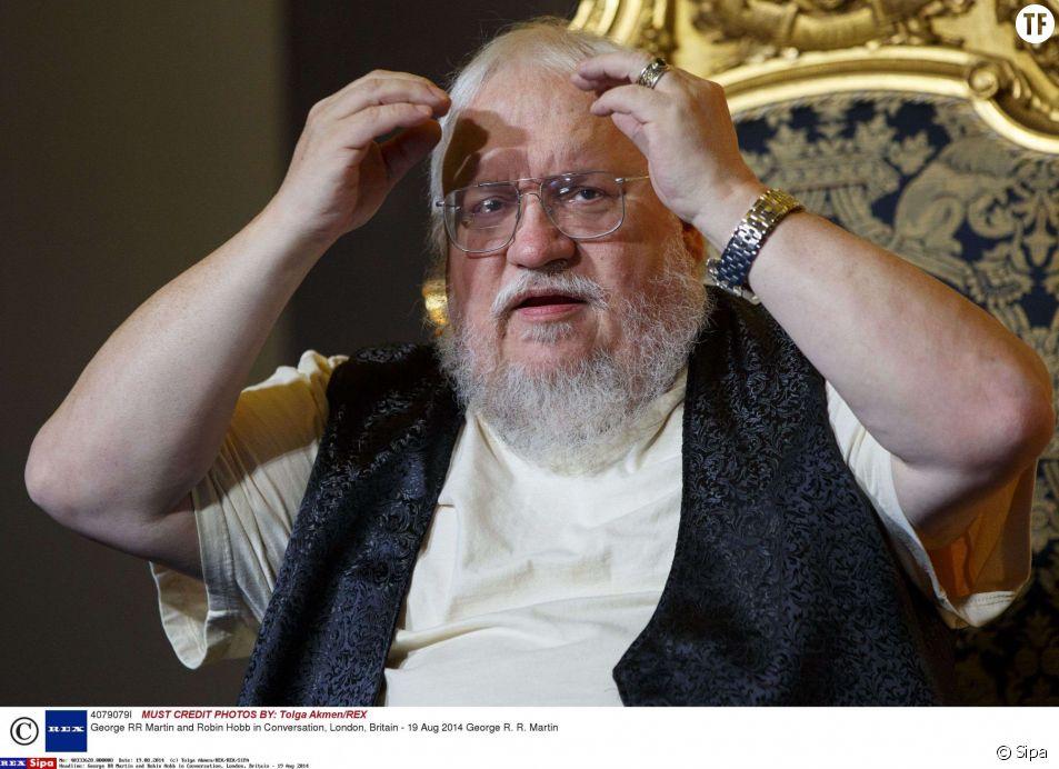 George RR Martin a tenu à éteindre les critiques après l'épisode 6 de la saison 5 de Game of Thrones.